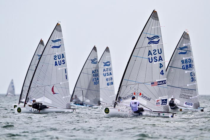 Rolex Miami OCR - Pic: Amory Ross/US SAILING