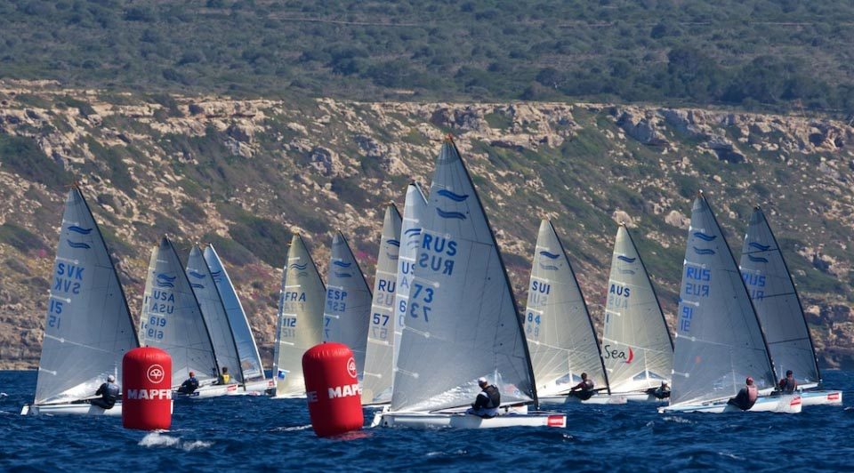 Start on day three in Palma