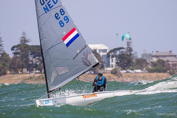 20191221 2019 Finn Gold Cup Melbourne Pic Robert Deaves045A4234